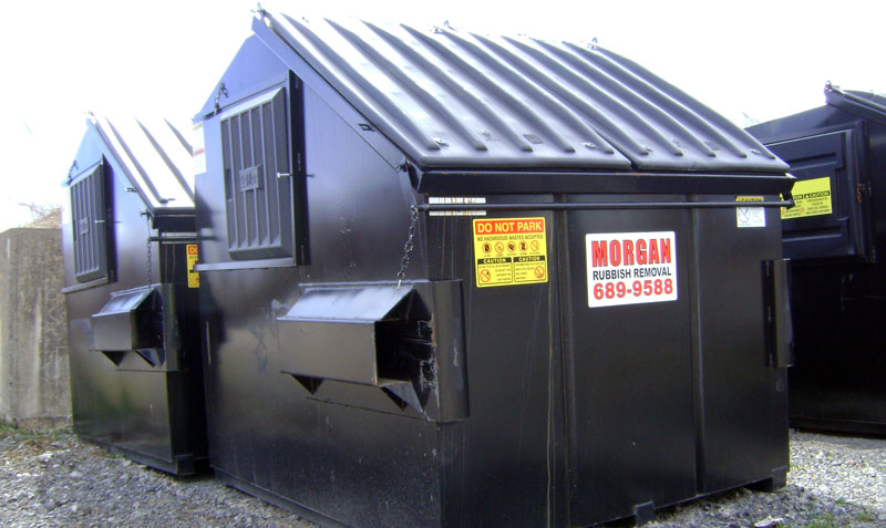 Commercial garbage removal in Cayuga and Onondaga County
